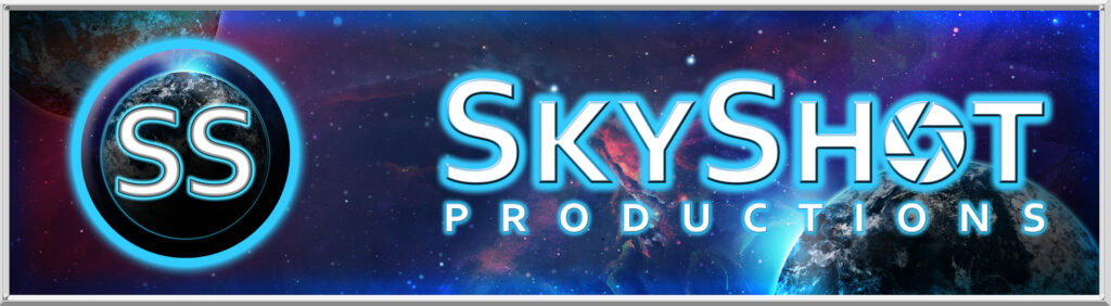 Advertisement For Skyshot Productions 1