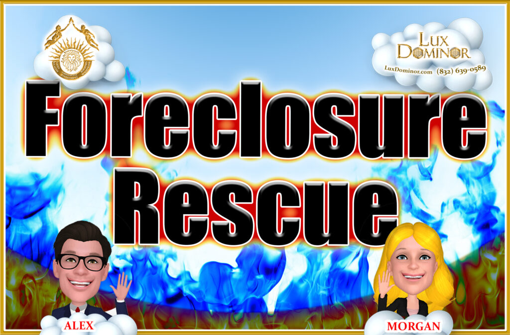 Foreclosure Rescue - Sell My House- Morgan And Alex Buy Houses - Houston Texas, Nassau Bay Texas 1