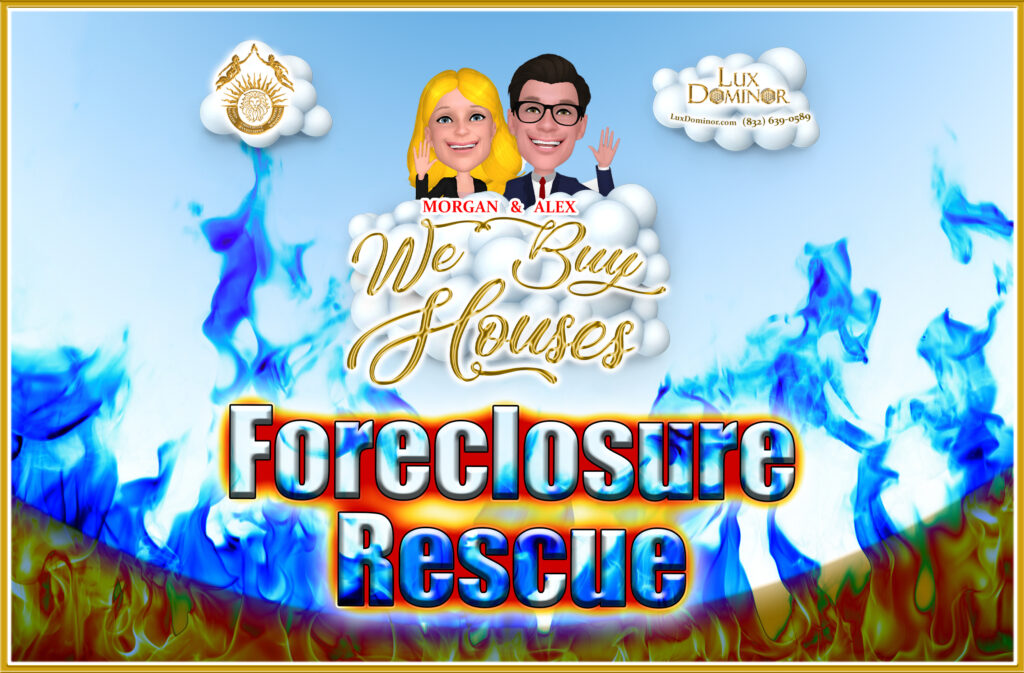 Foreclosure Rescue - Sell My House- Morgan And Alex Buy Houses - Houston Texas, Nassau Bay Texas 2
