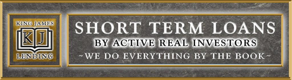 King James Lending For Real Estate Investors - Short Term Loans - Private Lender In Seabrook Texas 1