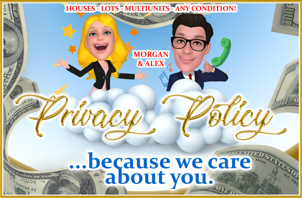 Privacy Policy - We Buy Houses In Any Condition - Lux Dominor - Real Estate Investing