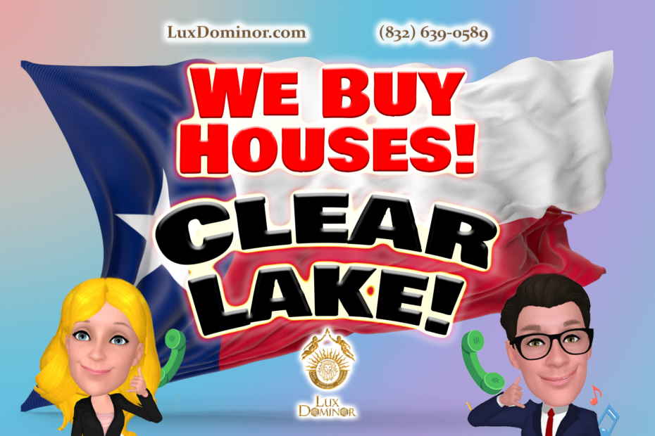 Clear Lake Texas House Buyers Buy Houses In All Texas And Nassau Bay, Texas 2