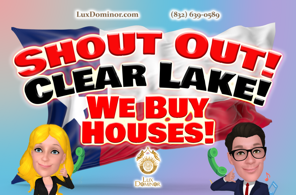 Clear Lake Texas House Buyers Buy Houses In All Texas And Nassau Bay, Texas 3