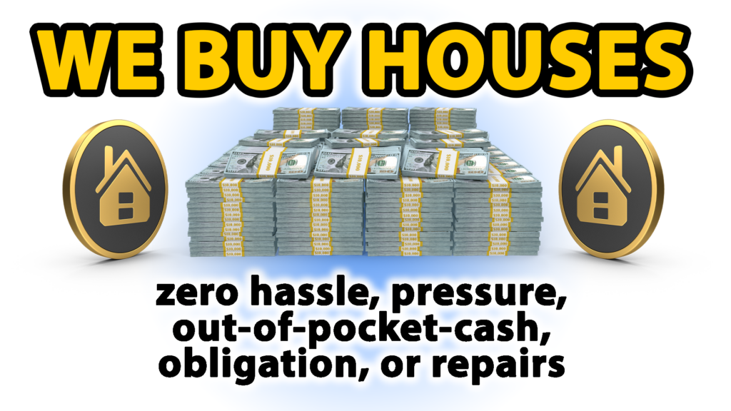 We Buy Houses For Fast Cash